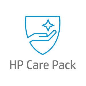 HP Care Pack - Oprava u zákazníka následující pracovní den, 3 roky (U9RS5E)
